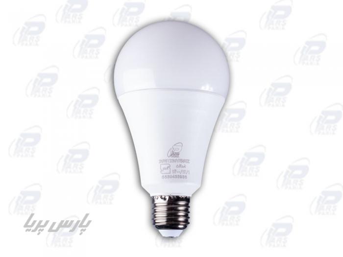 لامپ LED حبابی 20Wآفتابی