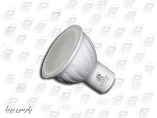 لامپ LED هالوژن 5W مات سفید
