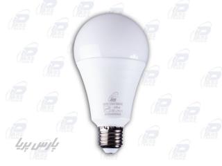 لامپ LED حبابی 20W سفید